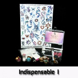 Kit Shiny Tattoo Les indispensables 1