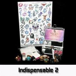 Kit Shiny Tattoo Les indispensables 2