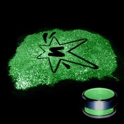 Paillettes Fines Vert Jade 5gr