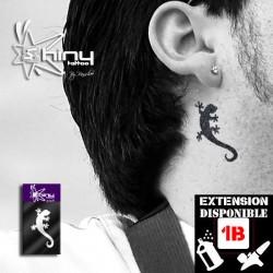 Pochoir Tatouage Temporaire SE Lézard 001
