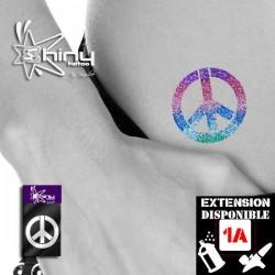 Pochoir Tatouage Temporaire SE Symbole 008