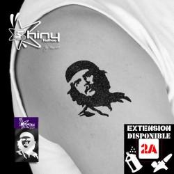 Pochoir Tatouage Temporaire SE Che Guevara 001