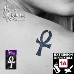 Pochoir Tatouage Temporaire SE Symbole  004
