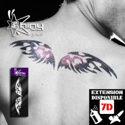 Pochoir Tatouage Temporaire SE Tribal 020 XL