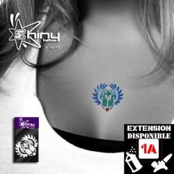 Pochoir Tatouage Temporaire SE Symbole 006