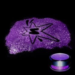 Paillettes Fines Violet 5gr