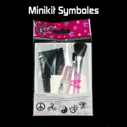 Kit Shiny Tattoo Symboles 001